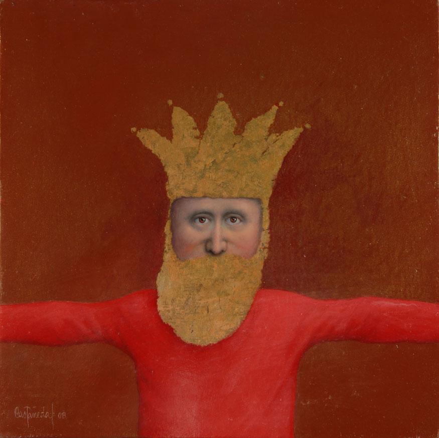 Of doubtful royalty, Alfredo Castañeda