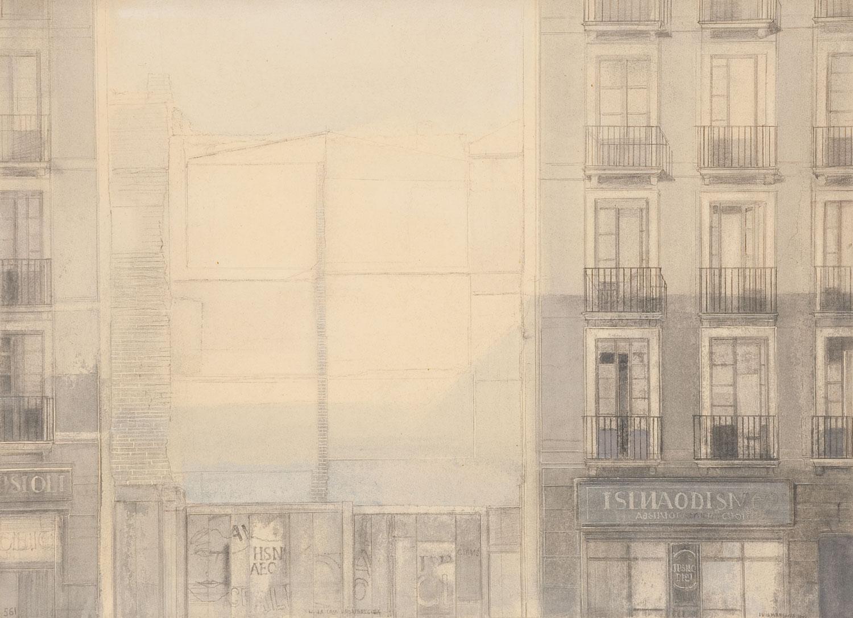 La casa desapareguda, Luis Marsans