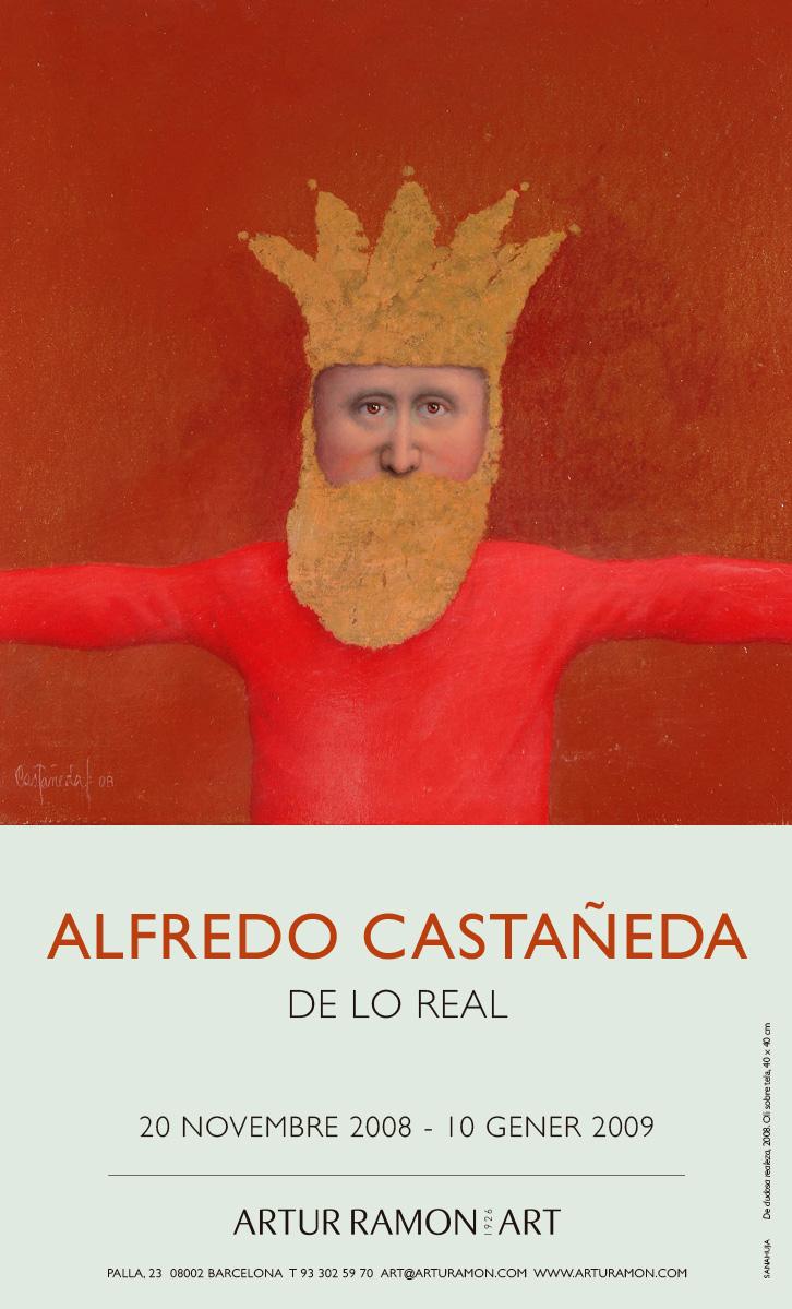 Alfredo Castaneda, novembre – gener 2009