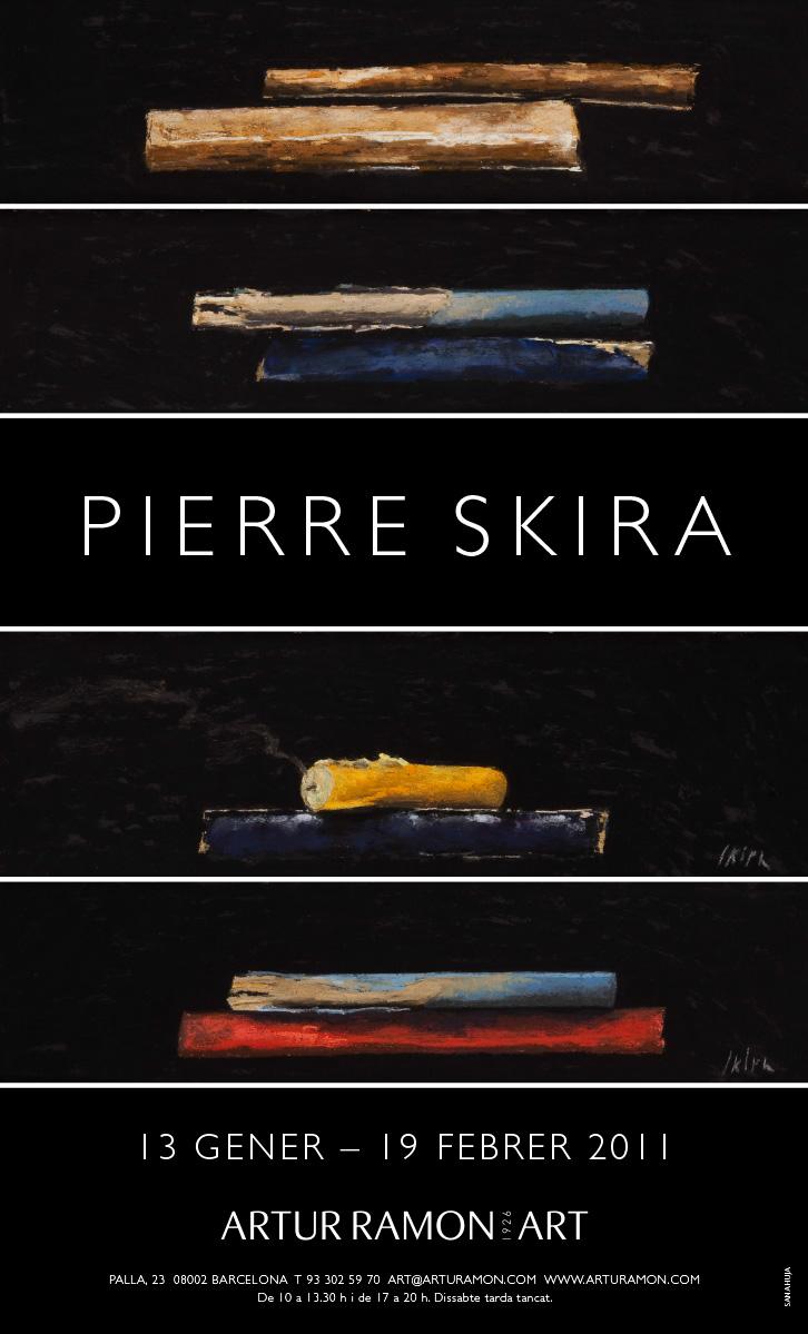 Pierre Skira, Enero - Febrero 2011