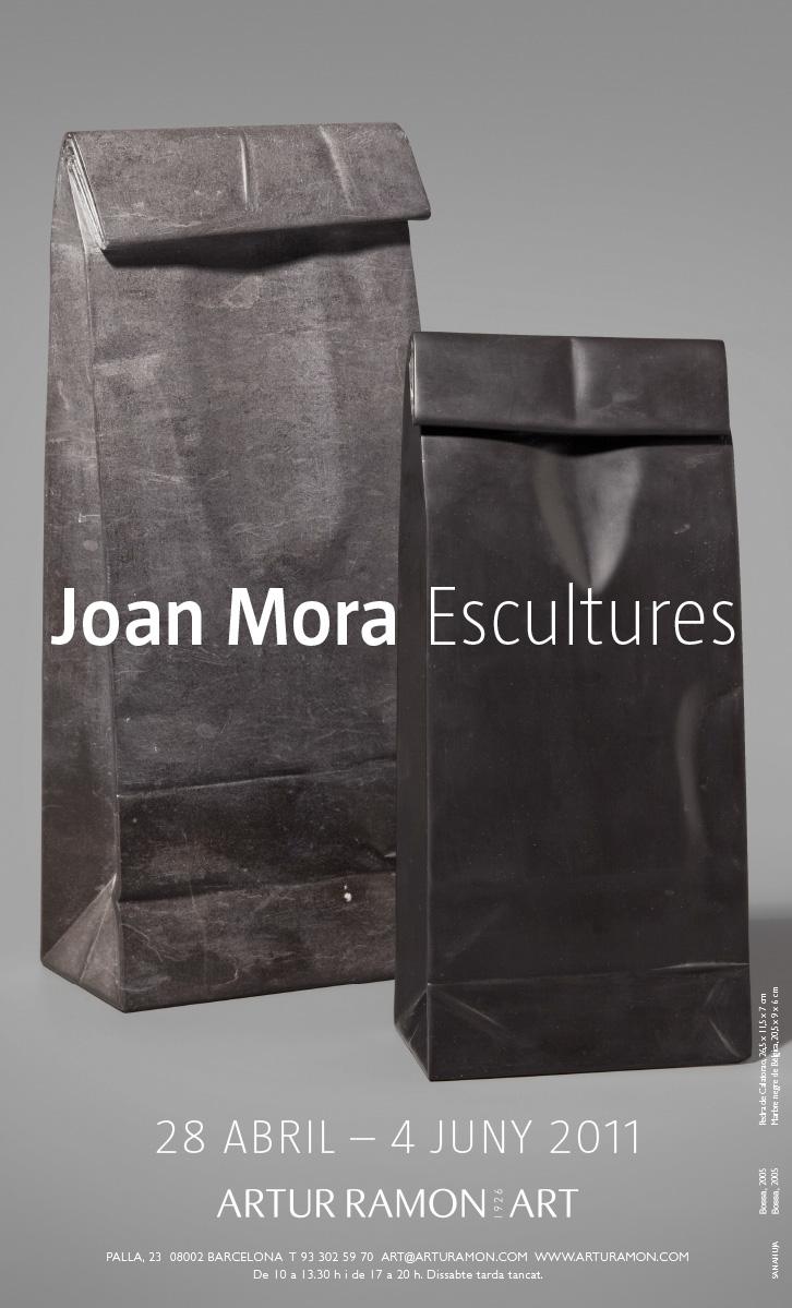 Joan Mora, Mayo - Junio 2011