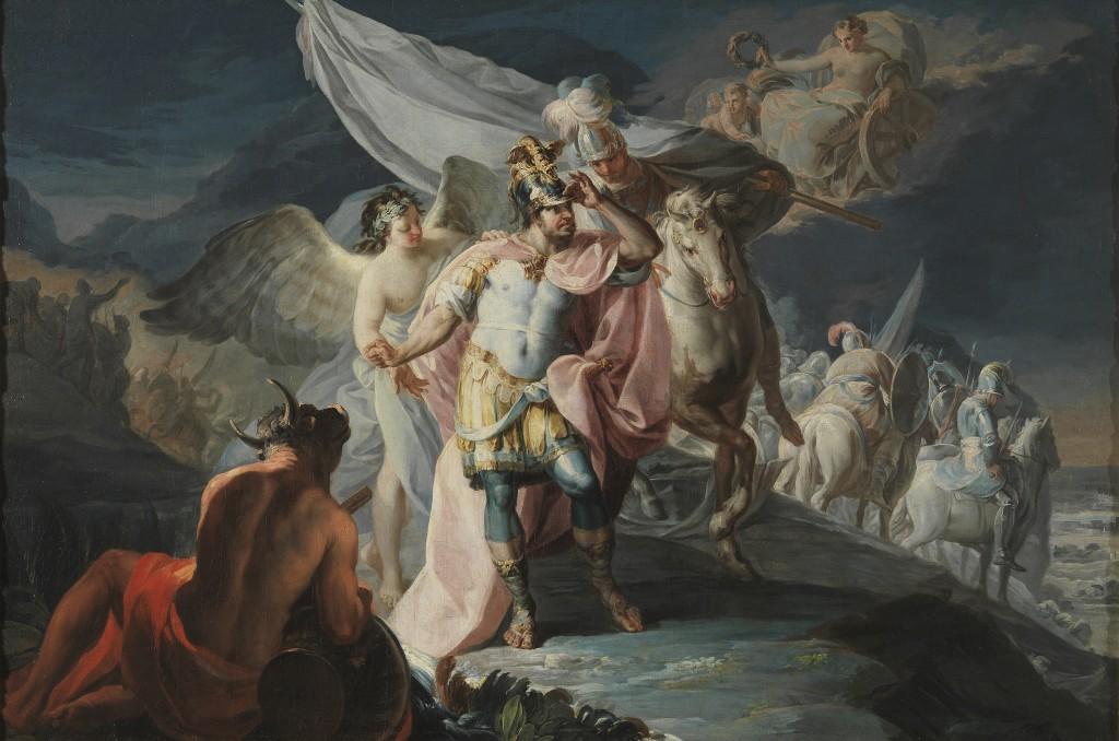 Goya y el azar
