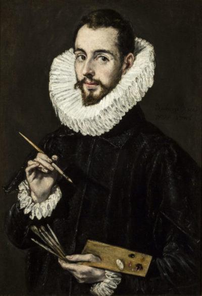 Picasso mirando a El Greco