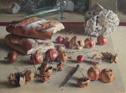 Trece nuevas pinturas de Leticia Feduchi