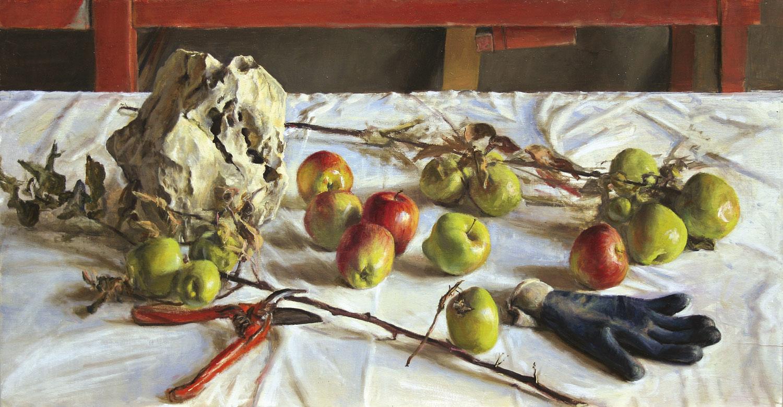 Apples II, Leticia Feduchi