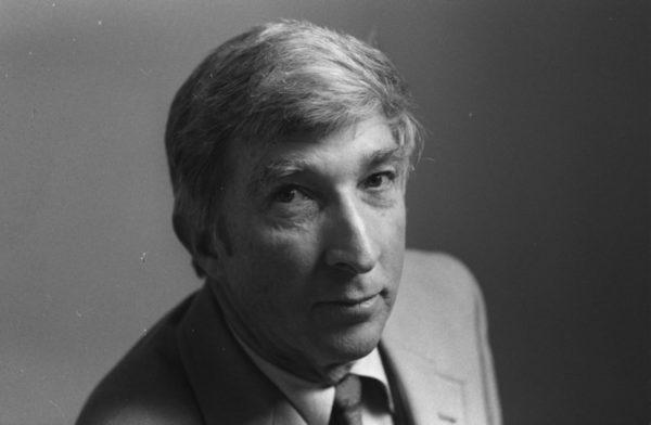 John Updike: mirar i escriure