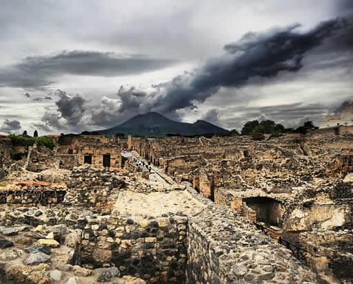 Vida i mort a Pompeia