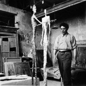 Giacometti, 46 rue Hippolyte-Maidron, París