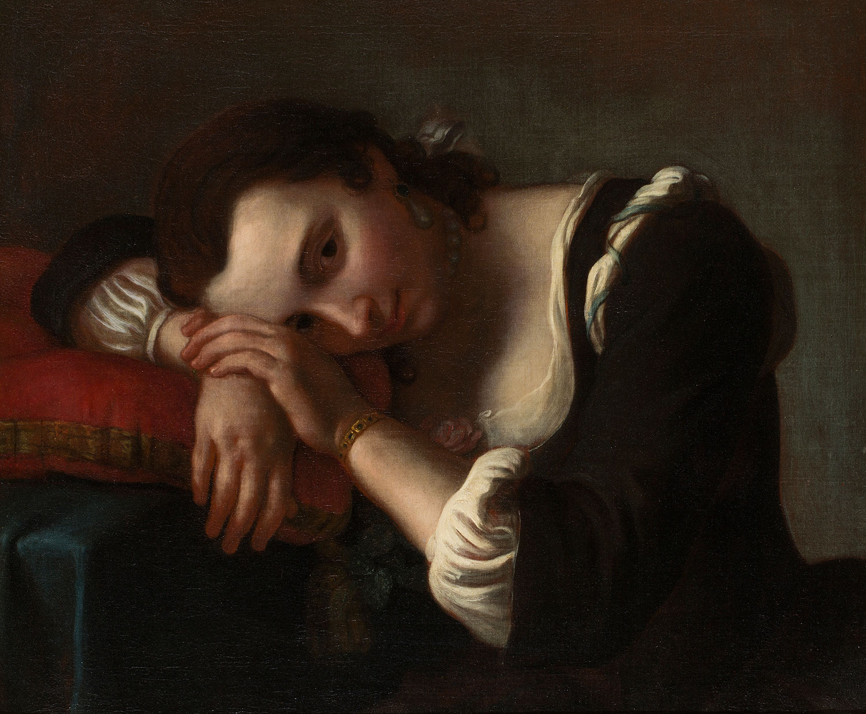 Noia pensativa, Giuseppe Nogari