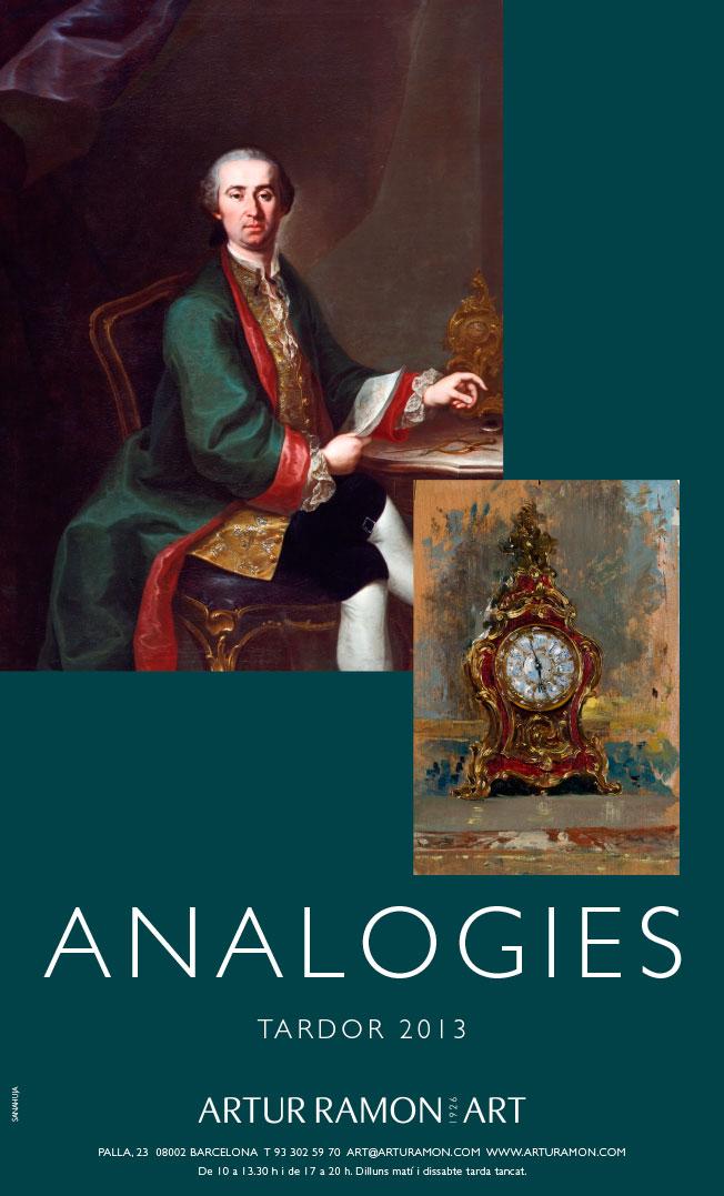 Analogies, Otoño 2013
