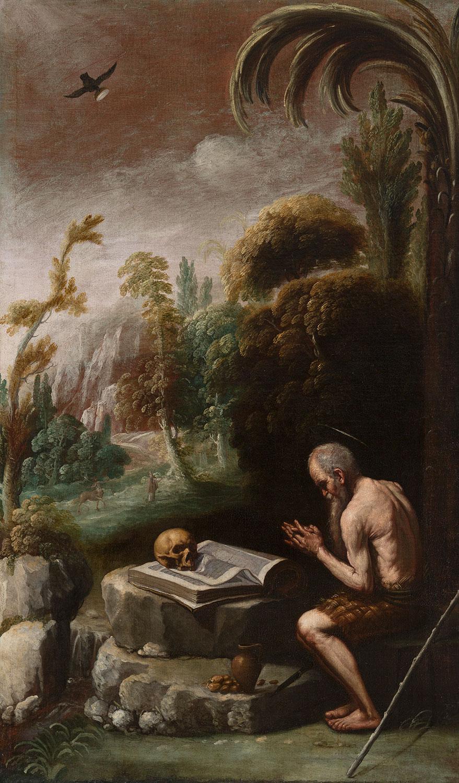 Sant Pau, ermità, Francisco Collantes