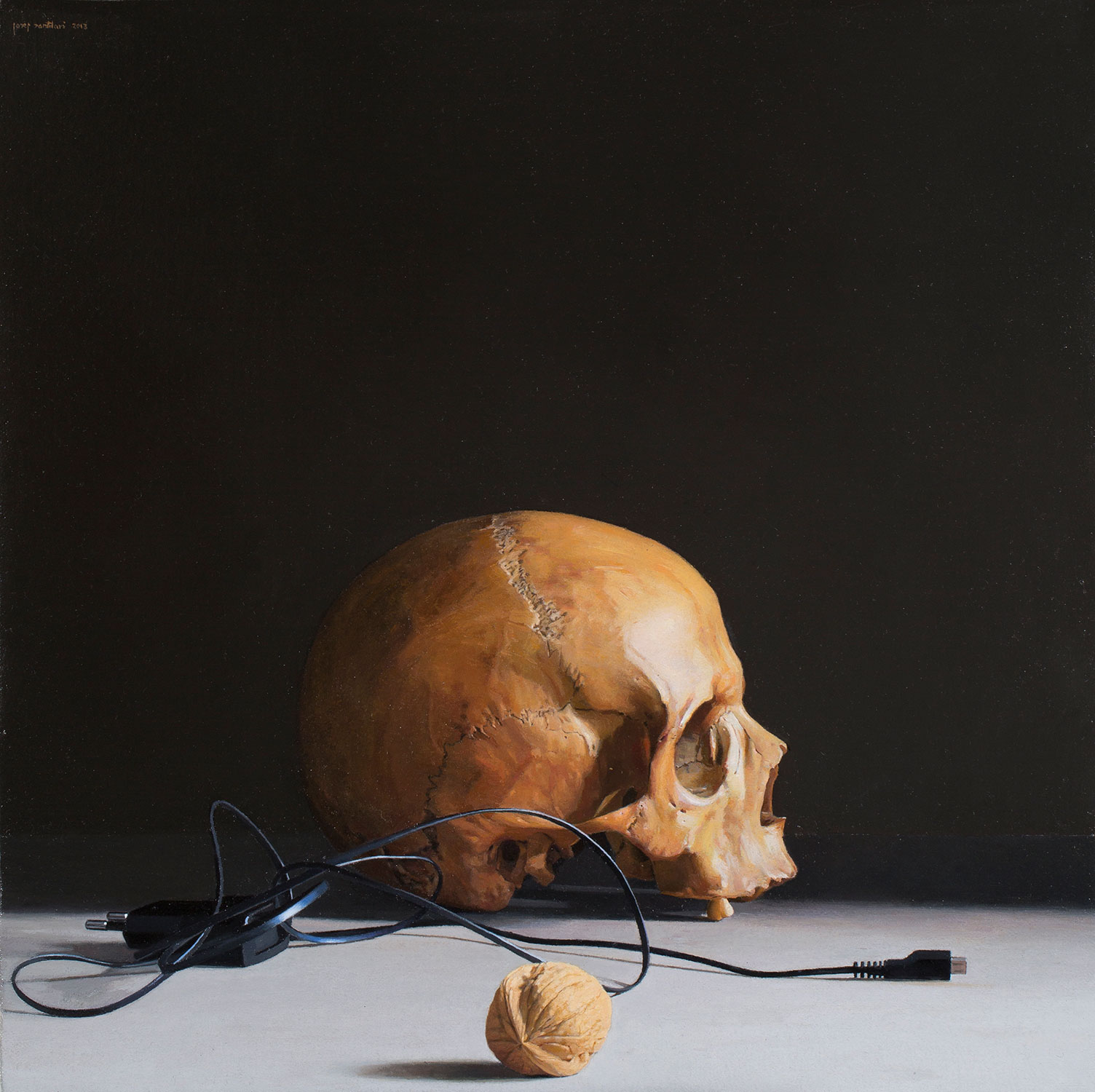 Vanitas. The origin, Josep Santilari