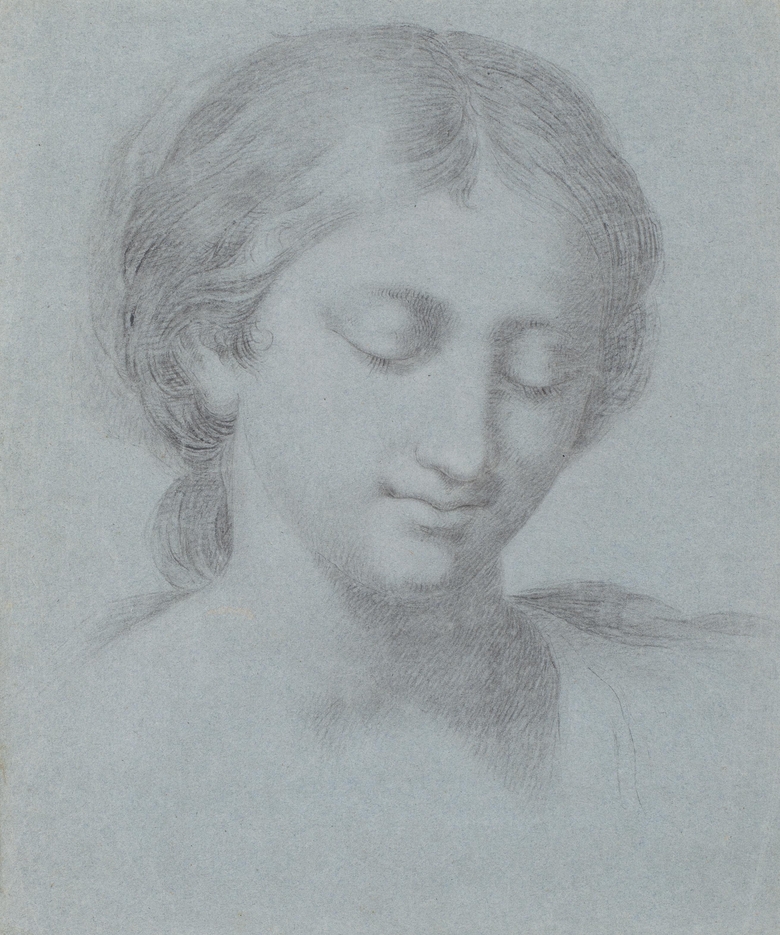 Cabeza de Inmaculada Concepción, Francisco Bayeu