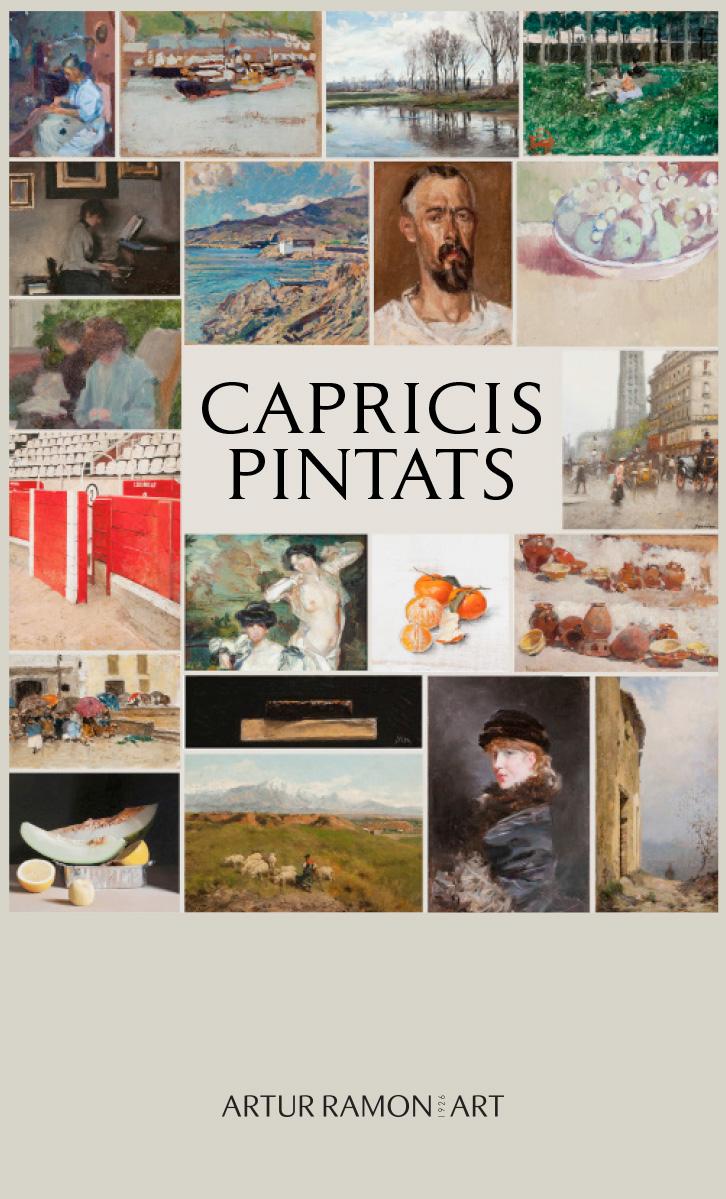 Caprichos Pintados, Noviembre - Enero 2013