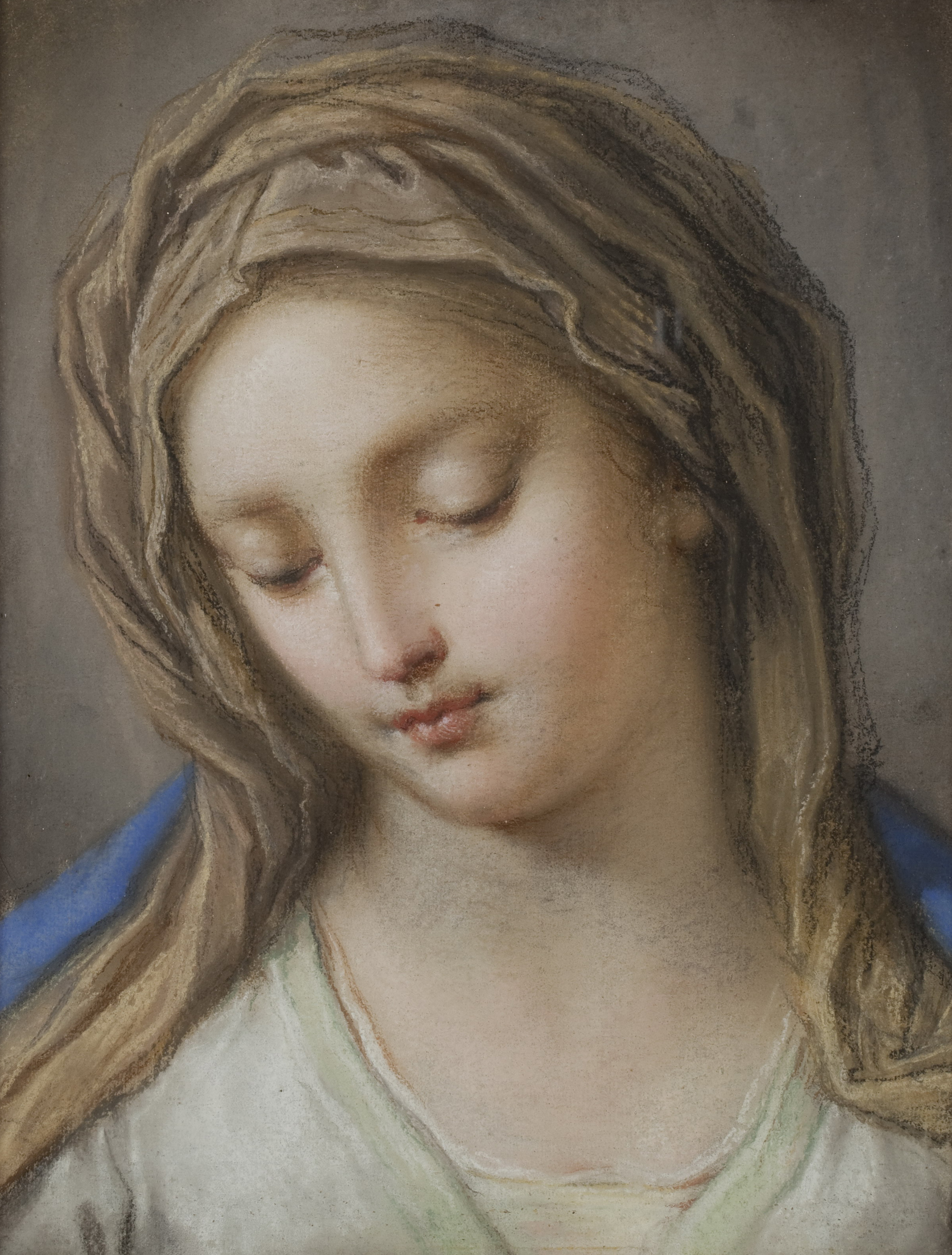 Virgin, Benedetto Luti