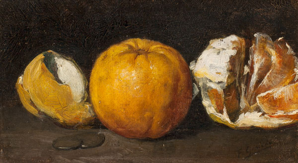Les dues taronges, Francesc Gimeno