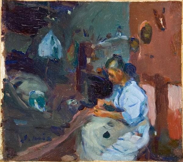 Interior, Joaquim Mir