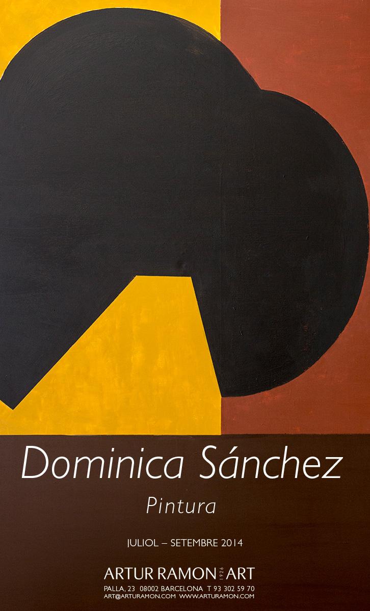 Dominica Sánchez, julio – septiembre 2014