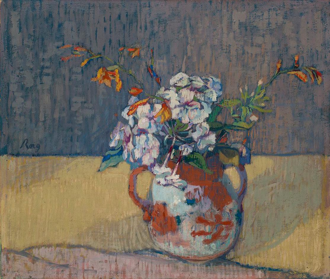 Vase de fleurs, Pau Roig