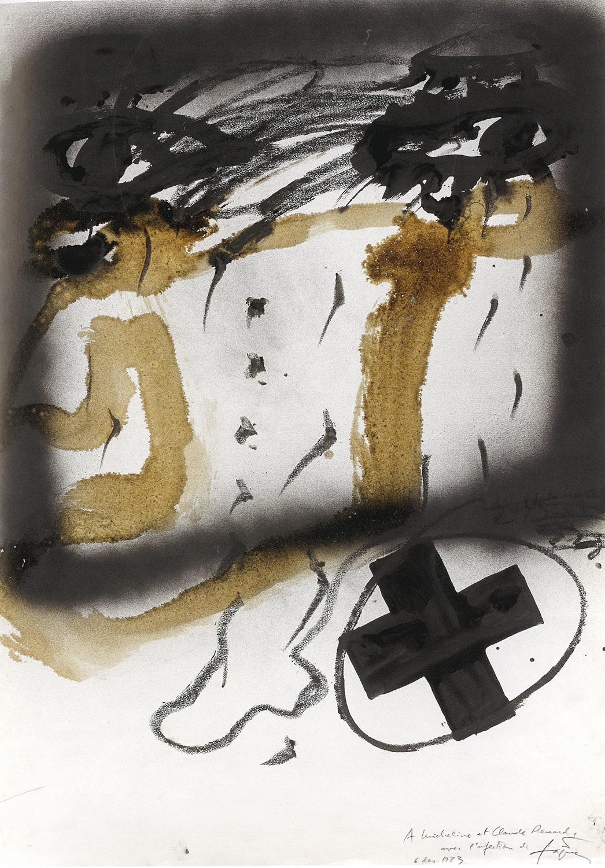 Maqueta per a la litografia i el cartell
