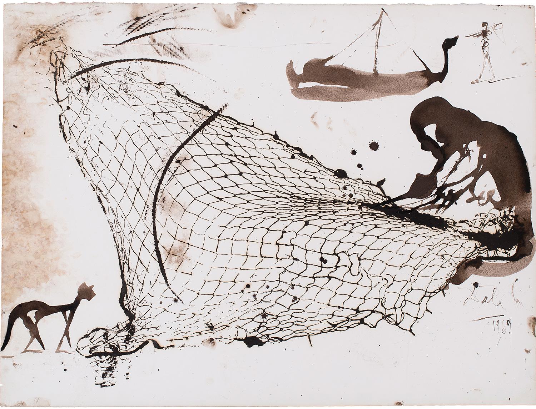 Untitled, Salvador Dalí