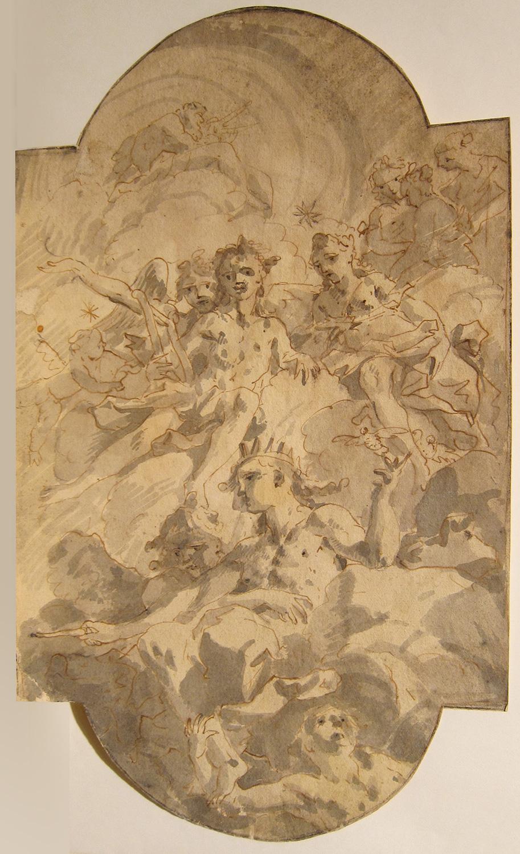 Glòria d'Apol·lo, Sebastiano Galeotti