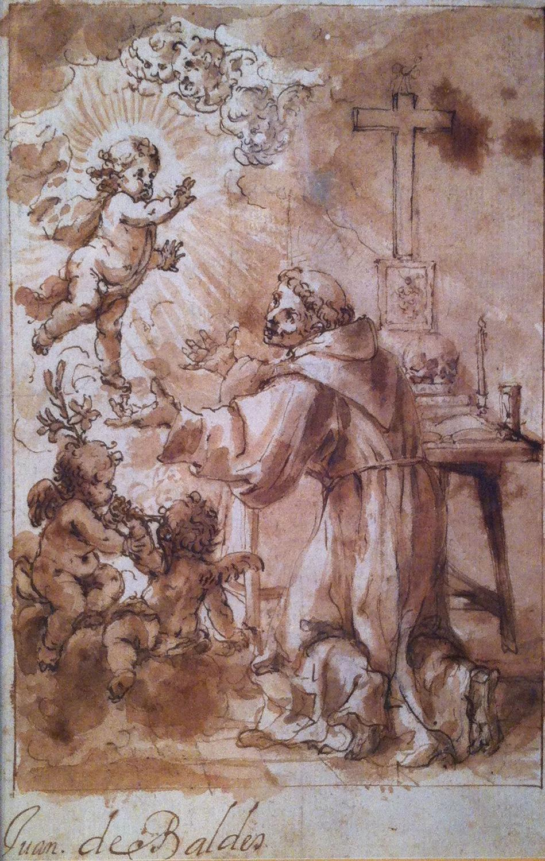 Saint Anthony of Padua, Juan de Valdés Leal