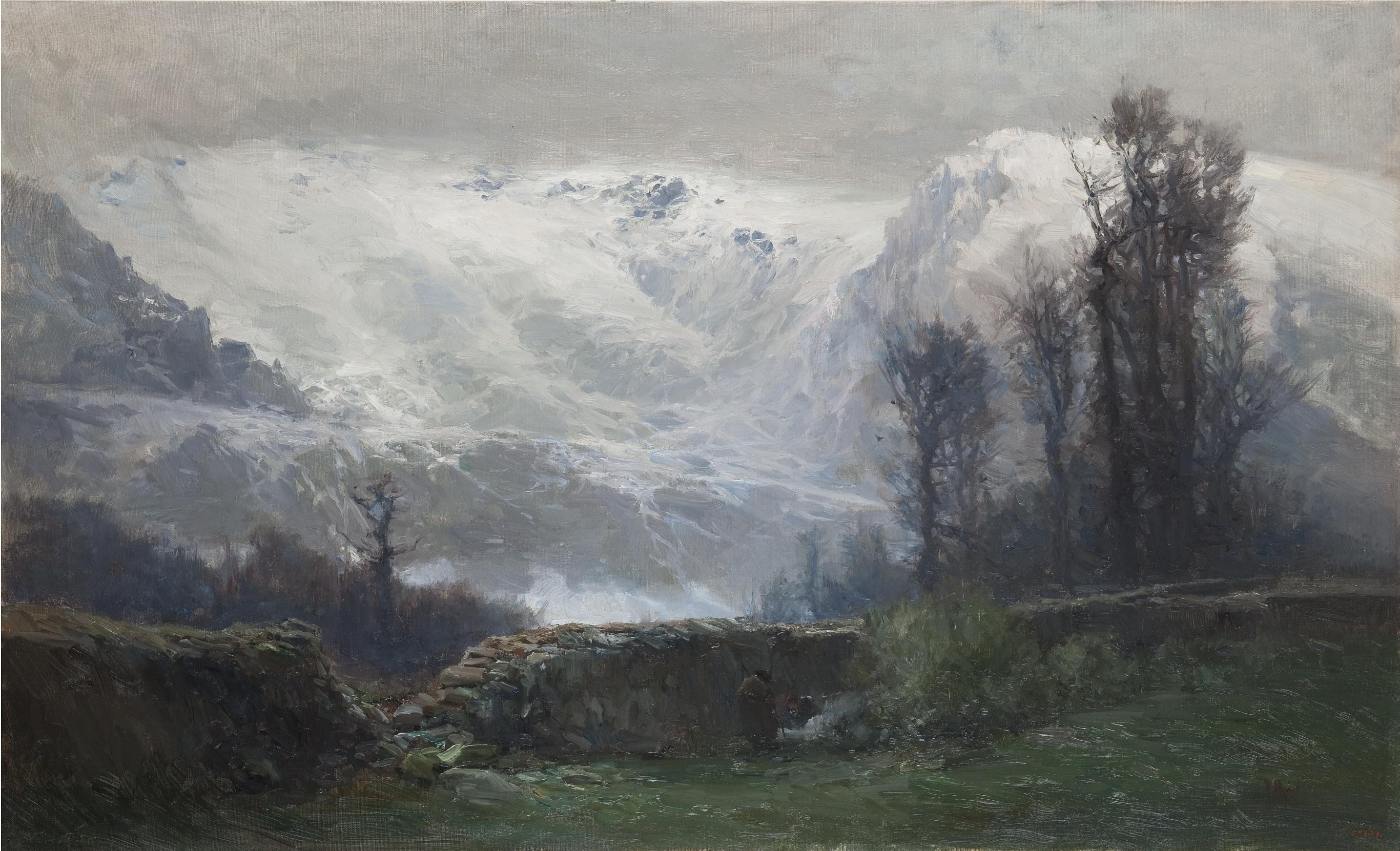 Valle de Chozas de la Sierra, Guadarrama, Jaume Morera