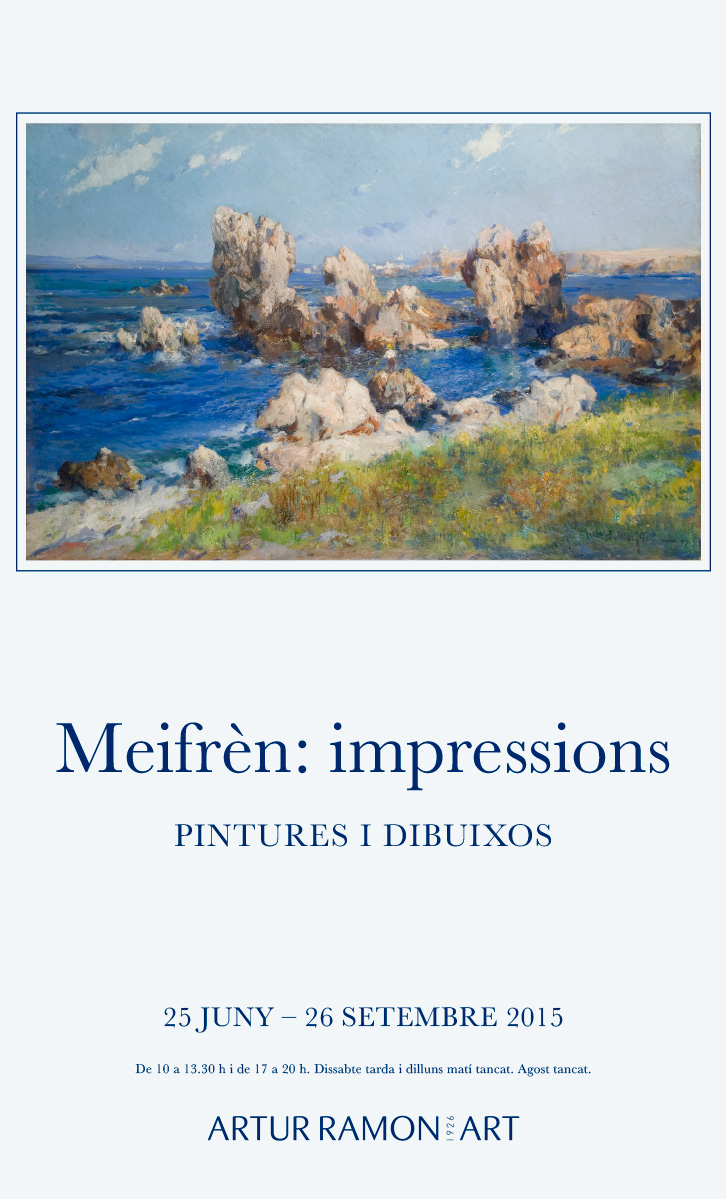 Meifrèn: impresiones, 25 junio – 26 septiembre 2015