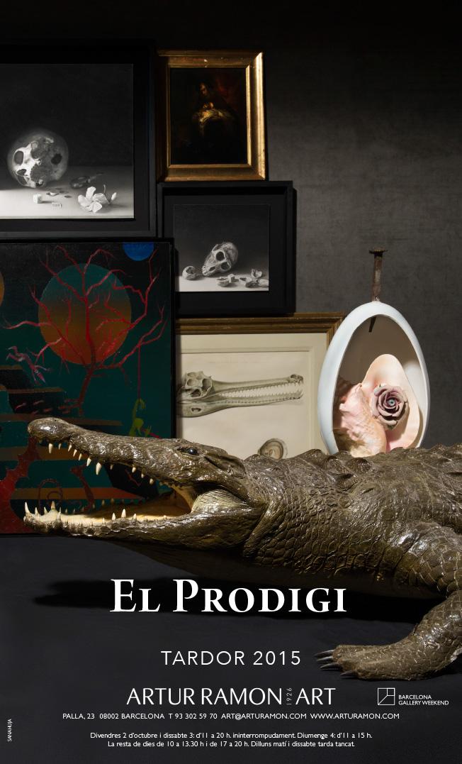 El Prodigi, 1 octubre - 26 noviembre 2015