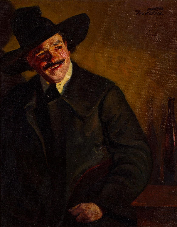 Un actor bohemi, Manuel Feliu de Lemus