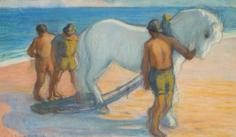 Pescadors, Enric Pascual Monturiol