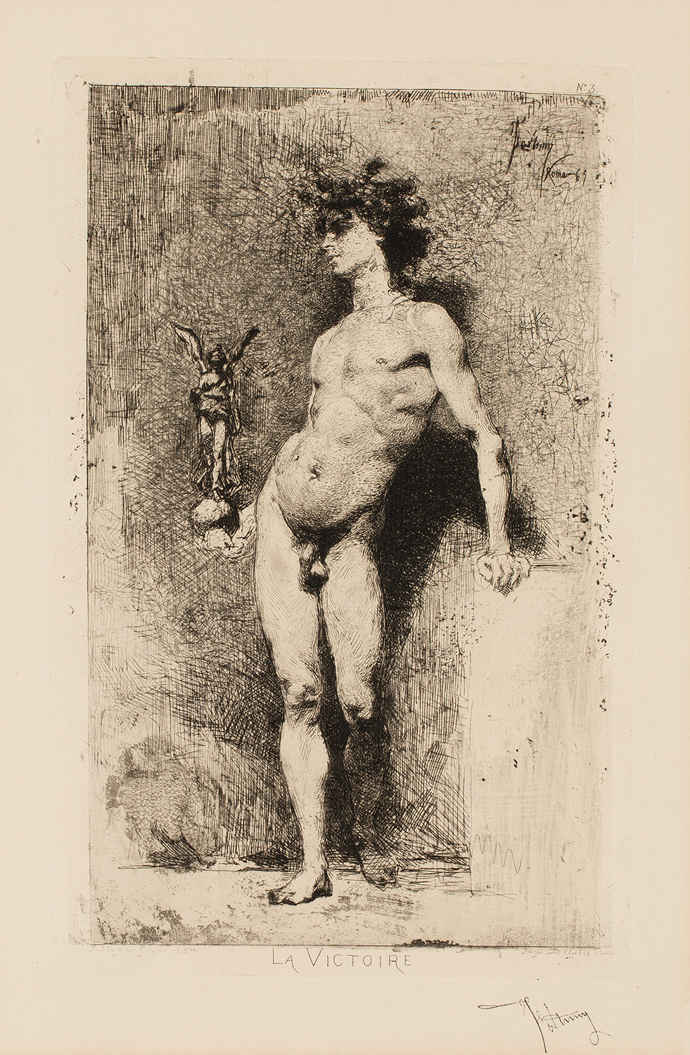The Victory, Marià Fortuny