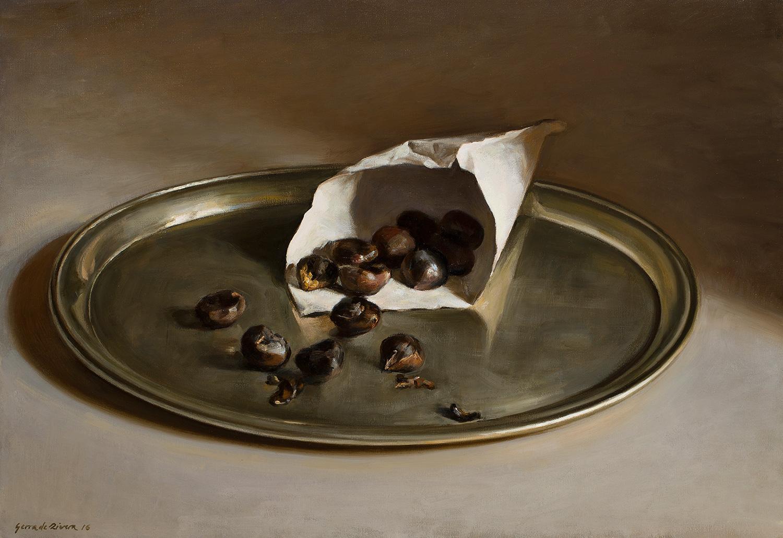 Chestnuts, Xavier Serra de Rivera