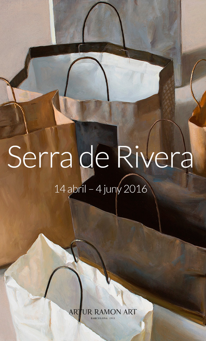 Xavier Serra de Rivera, 14 abril - 4 junio 2016