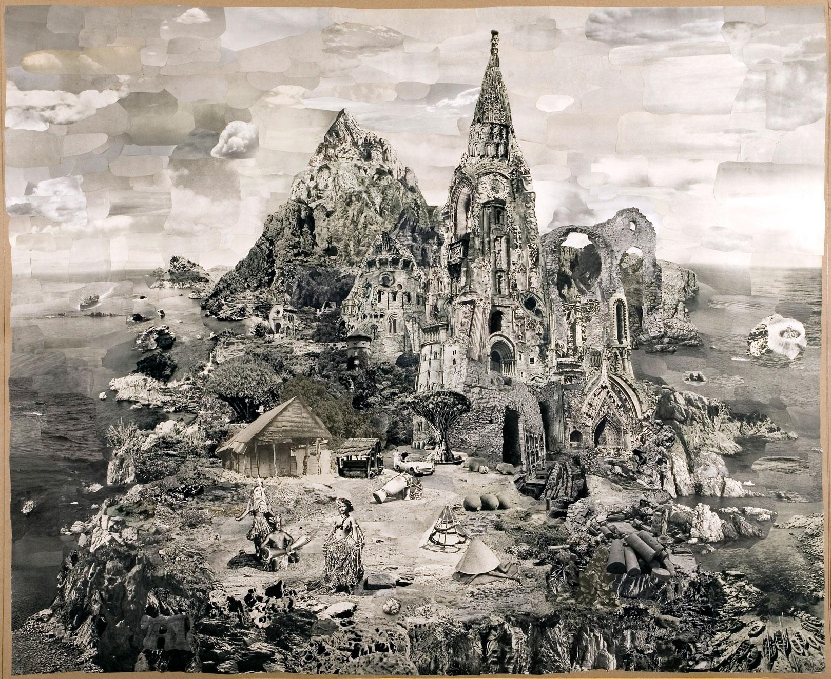 La isla de las catedrales, Pablo Milicua