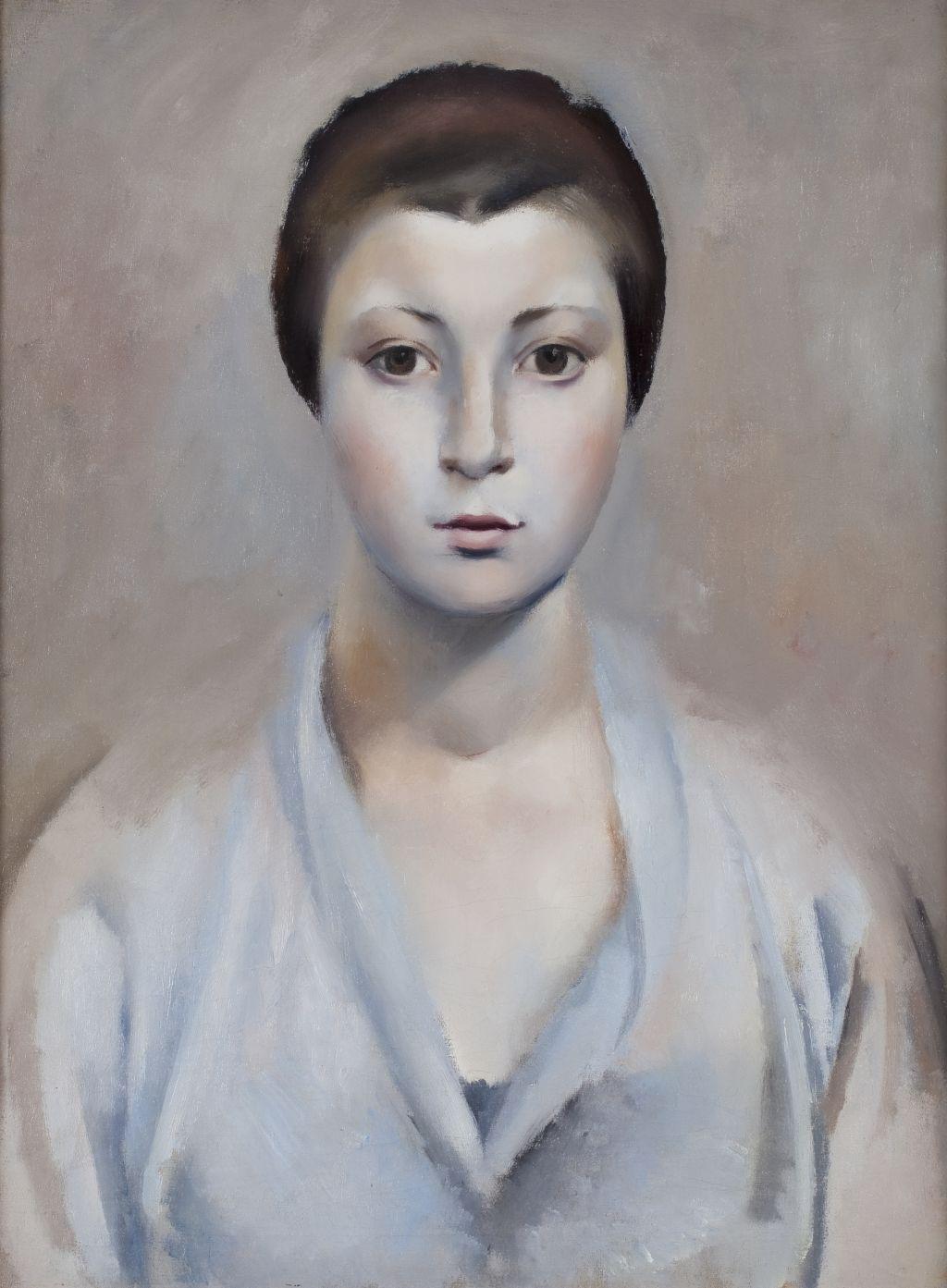 Josep de Togores, Jeune fille