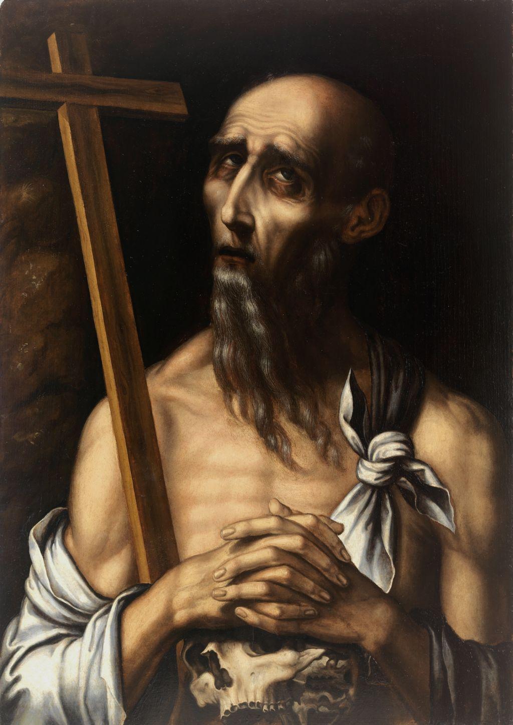 Sant Jeroni, Luis de Morales
