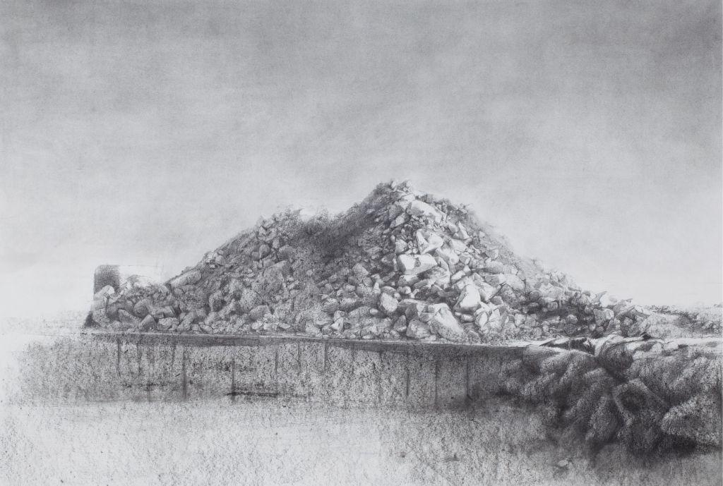 Muntanya artificial N4, Andrés Moya