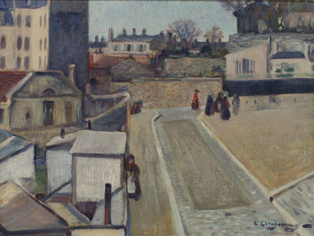 Montmartre, Carles Casagemas