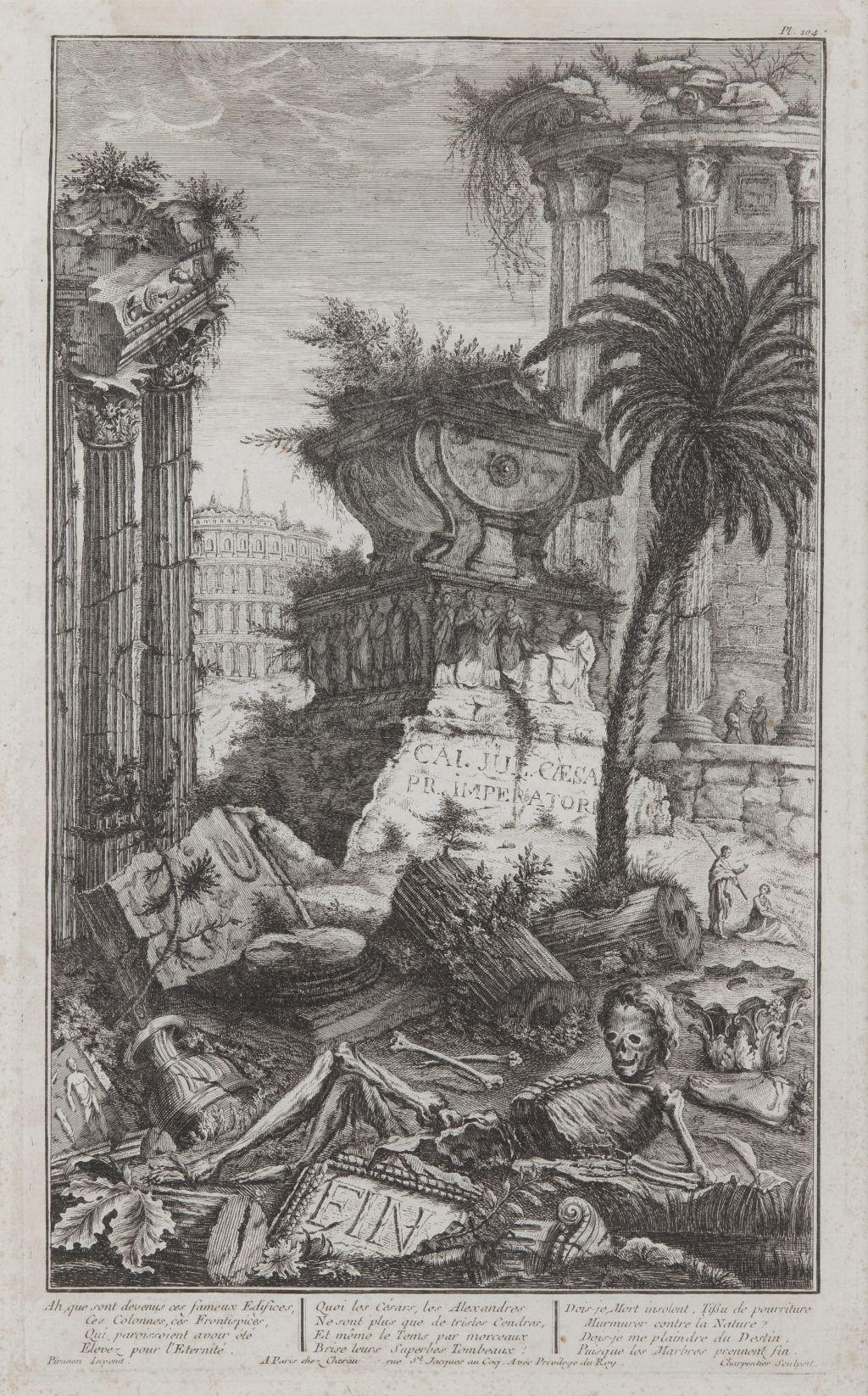 Al·legoria de la mort, Étienne Charpentier