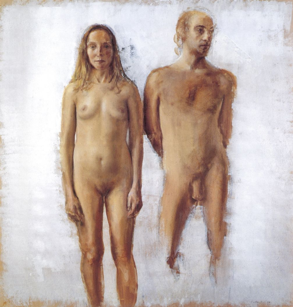 Adam i Eva, Leticia Feduchi