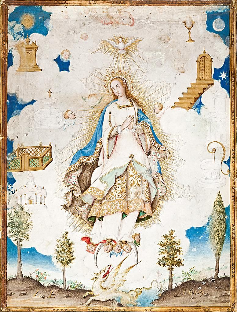 Immaculate Conception, Luis Lagarto