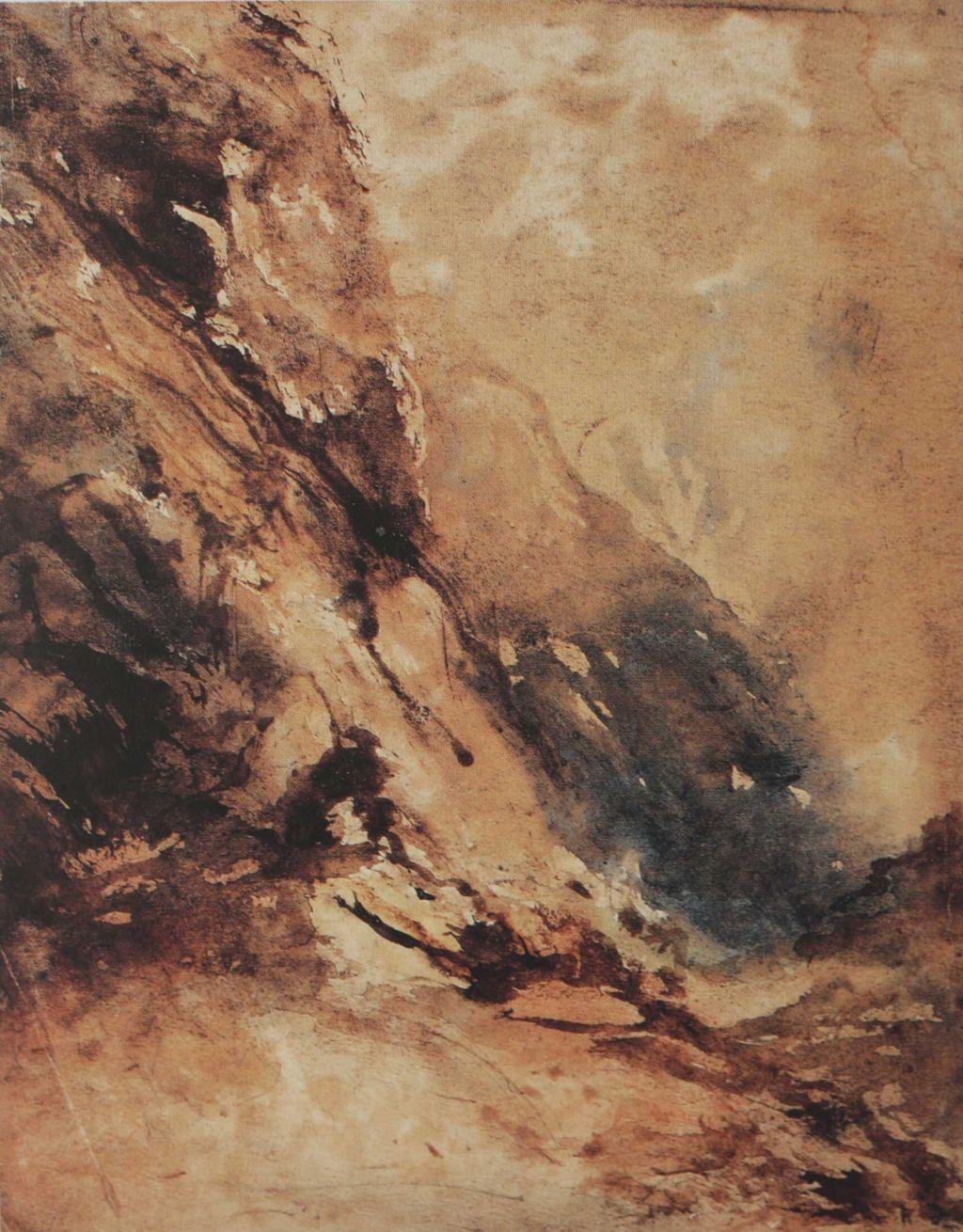 Paisatge, Eugenio Lucas Velázquez