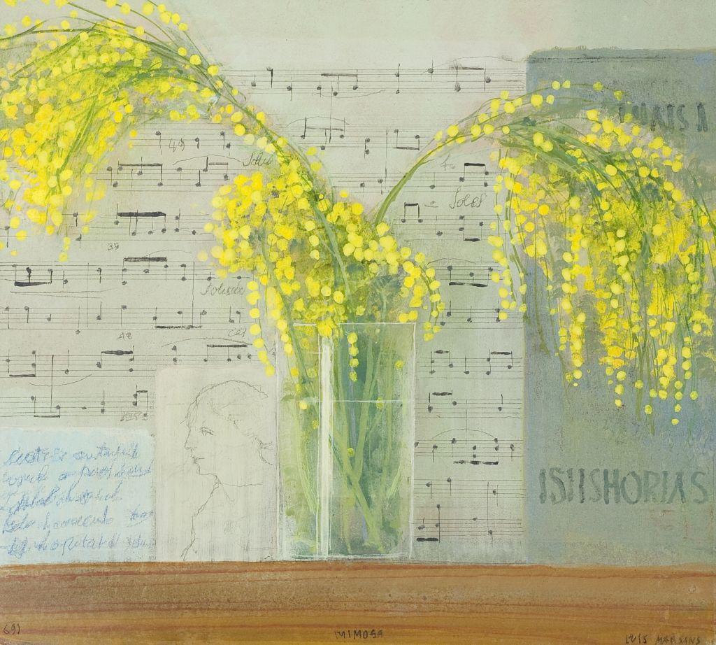 Mimosa, Luis Marsans