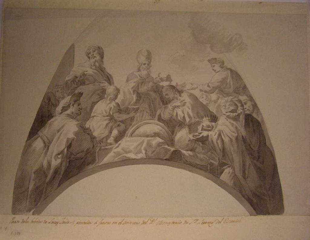 Copia de una bóveda, Pau Montaña Cantó