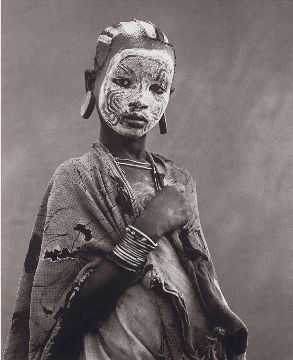 Etiopía (ET 521). (Serie Surma), Isabel Muñoz