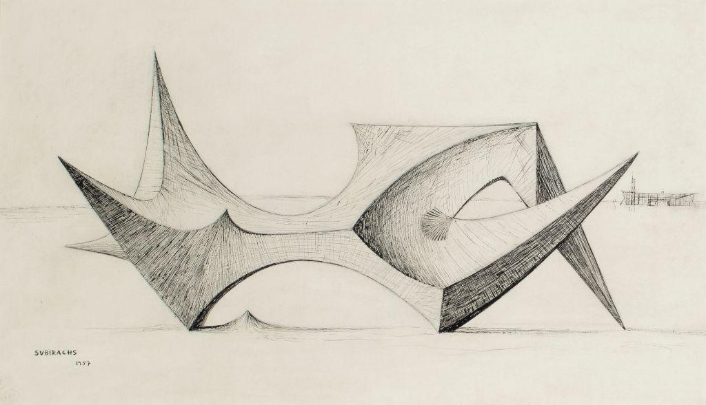 Sirena, Josep Maria Subirachs