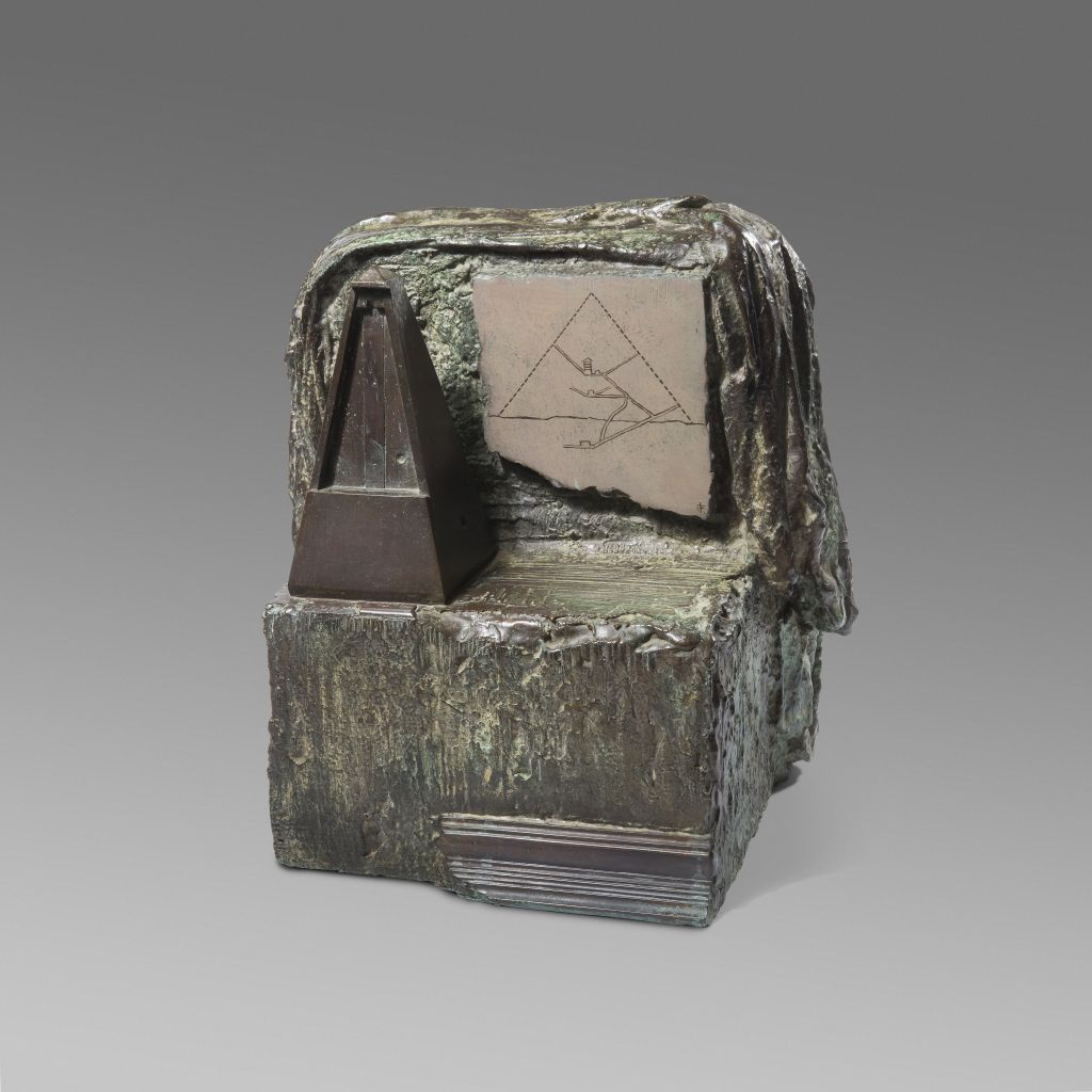 Piràmides (1.039), Josep Maria Subirachs