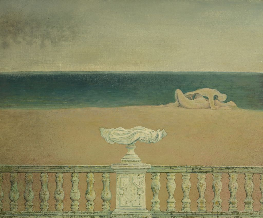La Balustrada, Josep Maria Subirachs